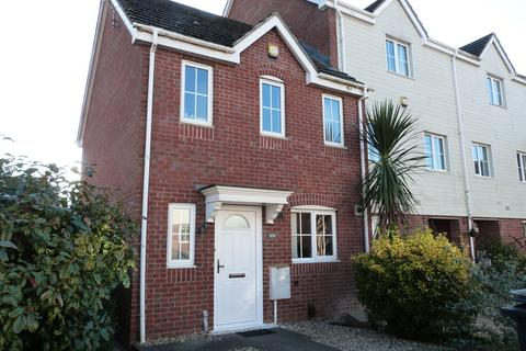 3 bedroom end of terrace house for sale - Cypress Gardens, Longlevens, Gloucester