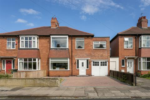 4 bedroom semi-detached house for sale - Dene View, Gosforth, South Gosforth, Newcastle upon Tyne