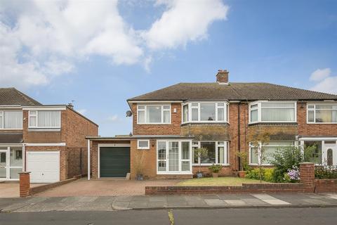 3 bedroom semi-detached house for sale - Eddleston Avenue, Gosforth, Newcastle upon Tyne
