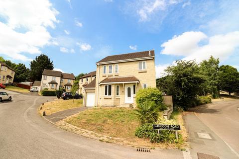 3 bedroom detached house for sale - Langdon Road, Southdown Park, Bath