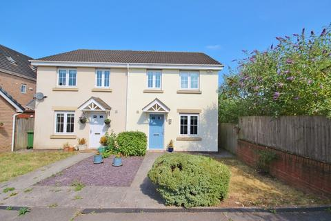 3 bedroom semi-detached house for sale - Maes Y Llech, Radyr