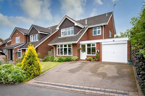 4 bedroom detached house for sale - Trehern Close, Knowle