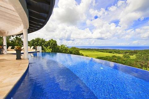 8 bedroom villa  - Martello House, St James