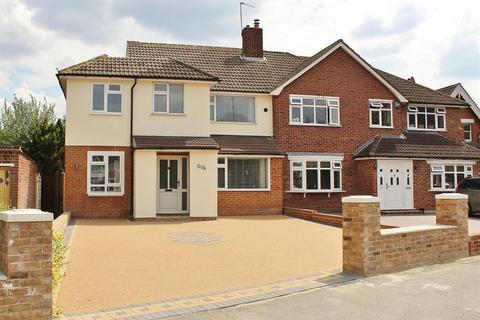 5 bedroom semi-detached house for sale - Woolwich Road, Upper Abbey Wood, London, SE2 0DY