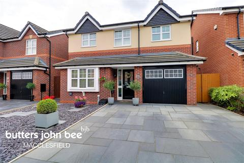 4 bedroom detached house for sale - Jasmine Avenue, Macclesfield