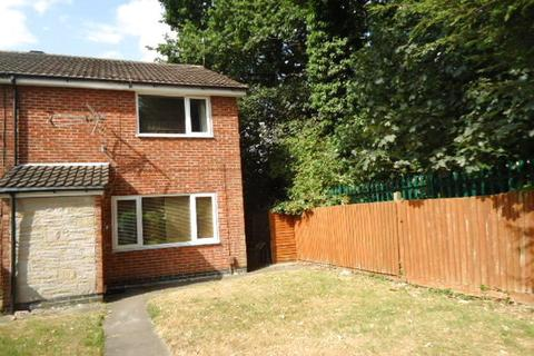 2 bedroom end of terrace house for sale - Swinford Court, Glen Parva, Leicester, LE2