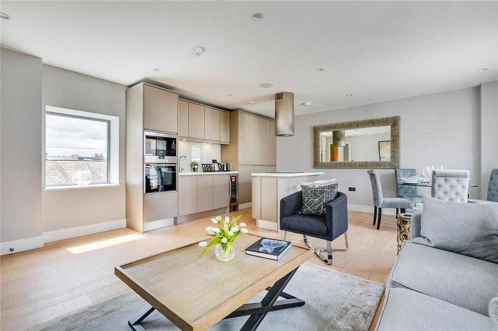 Madison Apartments 40 Wyfold Road Fulham London 40 Bed Flat Fascinating Two Bedroom Flat In London Model Plans