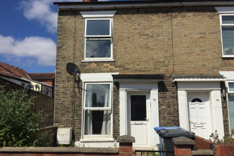 3 bedroom end of terrace house to rent - Norwich NR2