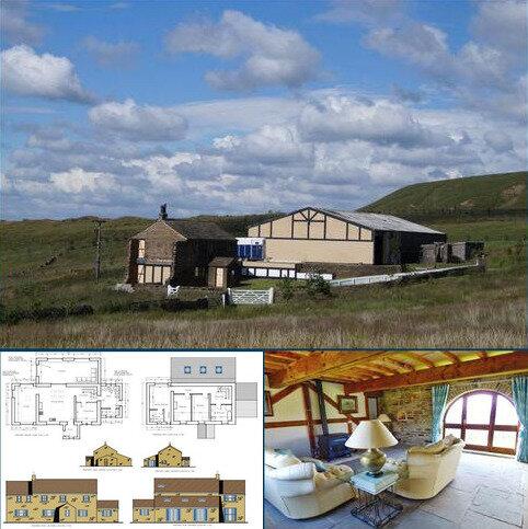1 bedroom equestrian property for sale - Higher Mount Pleasant, Sand Beds Lane, Off Gincroft Lane, Edenfield, BL0