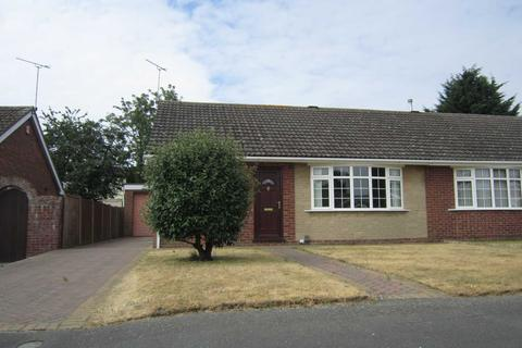 2 bedroom bungalow to rent - Malham Close, Lincoln, LN6 0XE