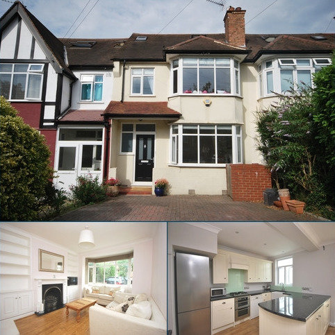 4 bedroom terraced house to rent - Durham Road Bromley BR2