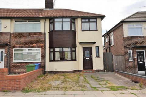 3 bedroom terraced house for sale - Willingdon Road,Liverpool L16 3NE