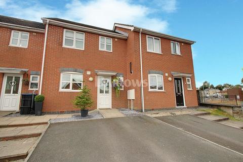 3 bedroom terraced house for sale - Heathcote Close, Brynmawr, Blaenau Gwent