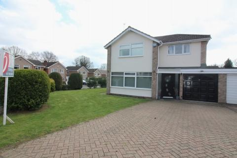 4 bedroom detached house for sale - Clifton Crescent Solihull