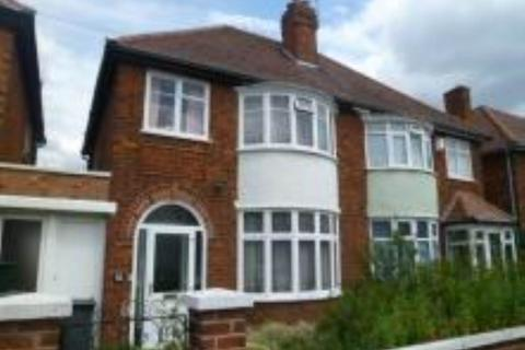 3 bedroom semi-detached house to rent - Dorchester Road, Western Park, Leicester