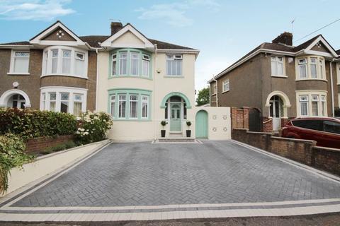 3 bedroom semi-detached house for sale - Ty'r Y Sarn Road, Rumney