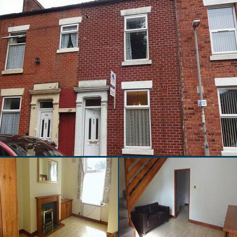 2 bedroom terraced house to rent - Ellen Street, Preston