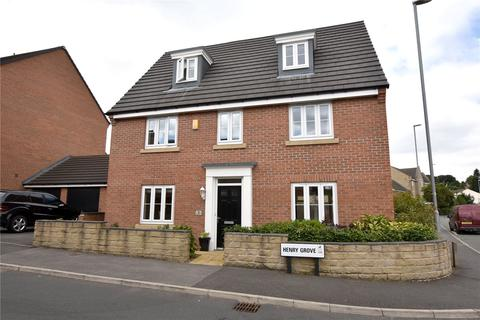 5 bedroom detached house for sale - Henry Grove, Pudsey, West Yorkshire