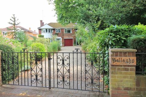 5 bedroom detached house for sale - PITTVILLE CIRCUS ROAD, GL52