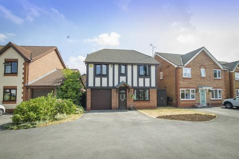 4 bedroom detached house for sale - Mountfield Way, Derby