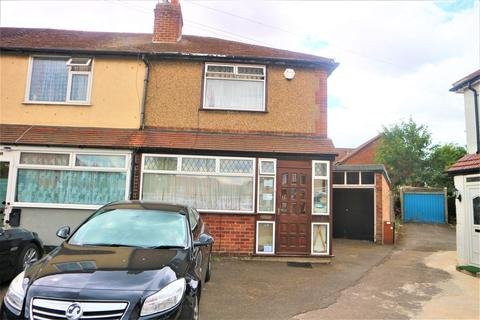 2 bedroom end of terrace house for sale - Woodstock Gardens, Hayes, UB4