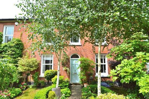 2 bedroom terraced house to rent - 12 Laburnum Grove, Moseley, B13 8EL