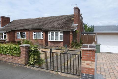 2 bedroom semi-detached bungalow for sale - Dorset Avenue, South Wigston Leicestershire
