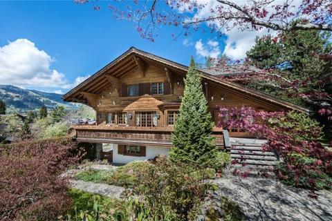 5 bedroom house  - Gstaad, Switzerland