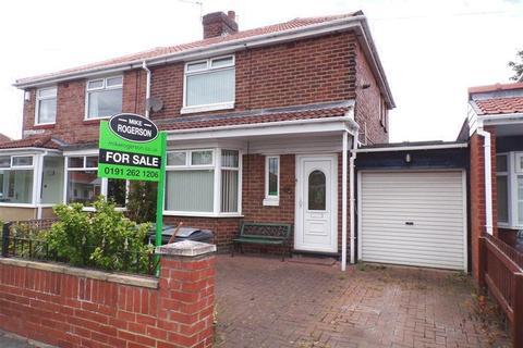 2 bedroom semi-detached house for sale - Glendale Avenue, Wallsend - Two Bedroom Semi-Detached House