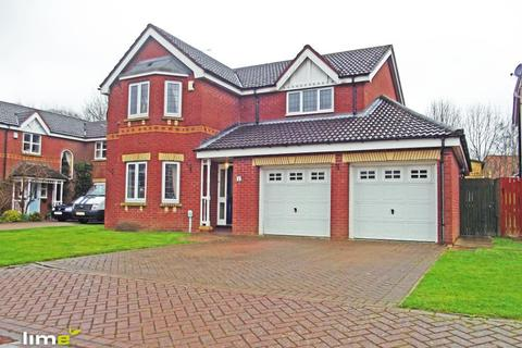4 bedroom detached house to rent - Maple Grove, Hessle, Hull, East Yorkshire, HU13 0TH