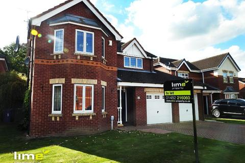 4 bedroom detached house to rent - Maple Grove, Tranby Park, Hessle, East Yorkshire, HU13 0TH