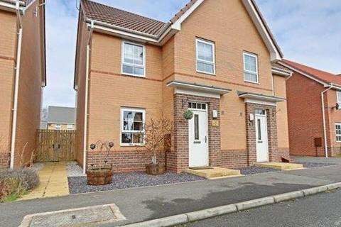 3 bedroom semi-detached house to rent - Boundary Way, Hull, East Riding of Yorkshire, HU4 6DQ