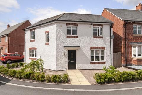 3 bedroom detached house for sale - Lightning Lane, Castle Donington