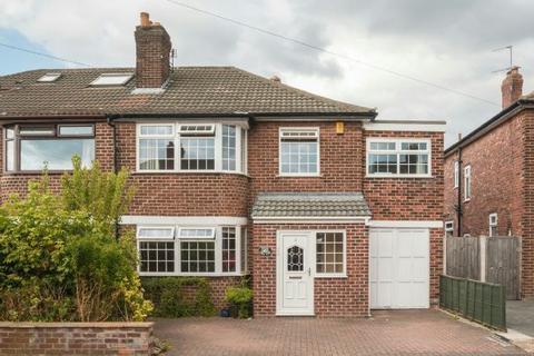 5 bedroom semi-detached house for sale - Glenrise, Timperley