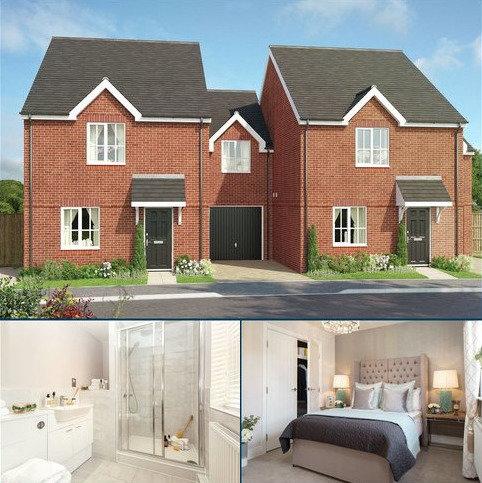 2 bedroom semi-detached bungalow for sale - Wicken Lea, Bury Water Lane, Newport, Saffron Walden, CB11