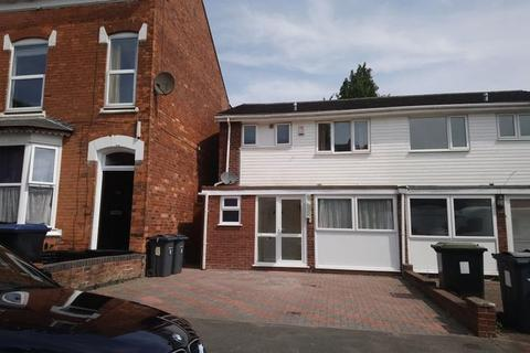5 bedroom semi-detached house to rent - Carlyle Road, Edgbaston - Refurbished 5 bedroom Semi Detached House