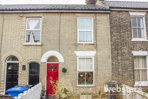 2 bedroom terraced house to rent - Newmarket Street, Norwich
