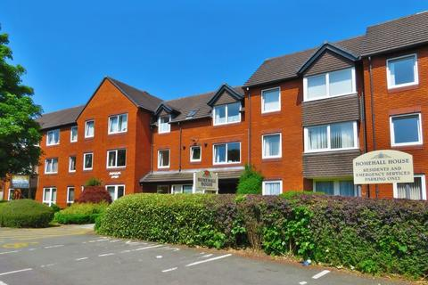 1 bedroom retirement property for sale - Flat 34, Homehall House, 82 Upper Holland Road, Sutton Coldfield B72 1RD