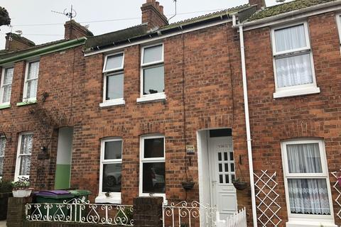 2 bedroom terraced house to rent - Dudley Road, Folkestone