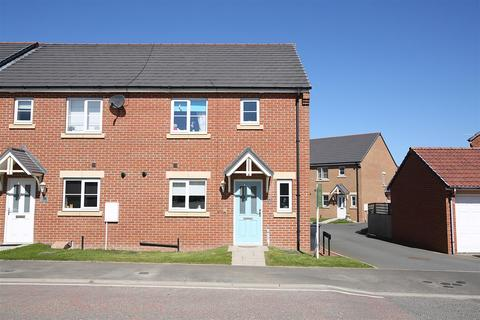 3 bedroom end of terrace house for sale - Hastings Drive, Shiremoor, Newcastle Upon Tyne