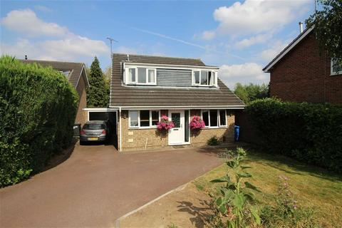 4 bedroom detached house for sale - Lambourn Drive, Allestree, Derby
