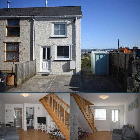1 bedroom end of terrace house for sale - John Street, Mumbles, Swansea