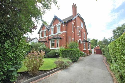 5 bedroom semi-detached house for sale - The Crescent, Davenport, Cheshire