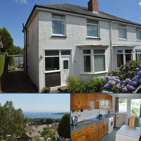 3 bedroom semi-detached house for sale - Lon Masarn, Swansea, SA2