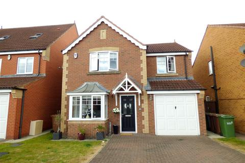 4 bedroom detached house for sale - Weymouth Drive, Houghton Le Spring