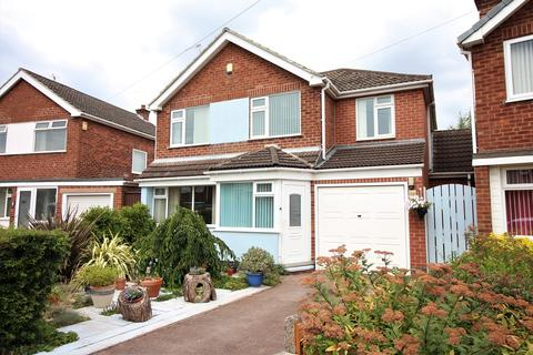 4 bedroom detached house for sale - Horsendale Avenue, Nuthall, Nottingham, NG16