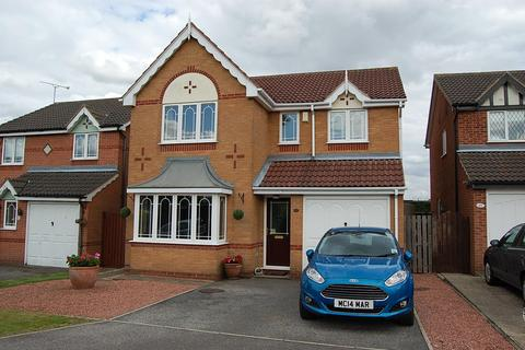 4 bedroom detached house to rent - Heatherley Drive, Forest Town