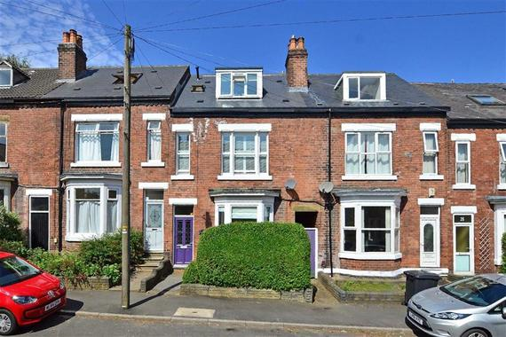 Violet Bank Road Nether Edge Sheffield S7 4 Bed Terraced