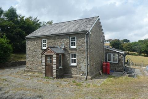 2 bedroom property with land for sale - Cwmann, Near Lampeter
