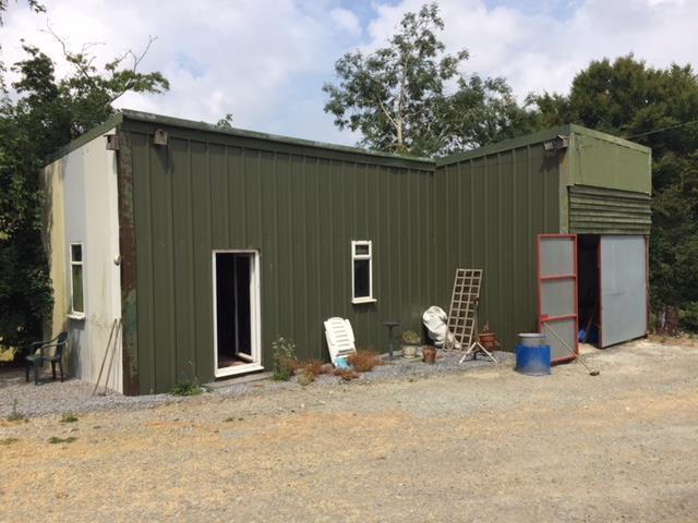 Purpose Built Workshop Building
